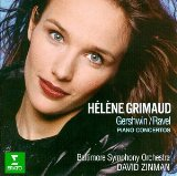 Hélène Grimaud - Ravel recording on Amazon