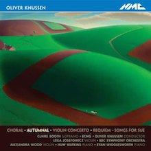 Oliver Knussen - violin concerto